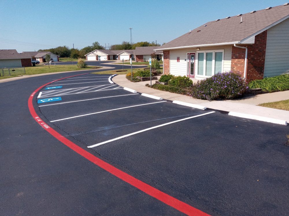 Importance of Parking Lot Striping for Your Business